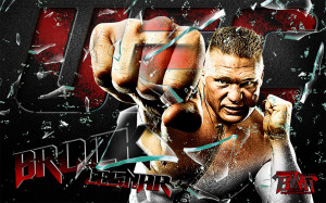 Wallpaper of the day: Brock Lesnar