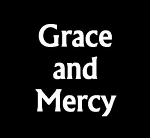 Is Grace Different From Mercy?