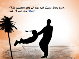 Father Daughter Quotes for Father's Day