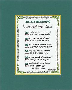Collection-of-Irish-Sayings-Poems-Humor-Item-240-Irish-Blessing