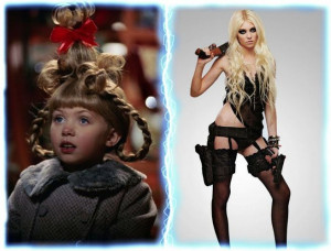 Then & Now: Cindy Lou Who (Taylor Momsen) - Hollywood Gossip ...