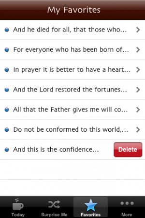 ... Verses, Quotes and Hymns for Christian Spiritual Growth 应用截图4