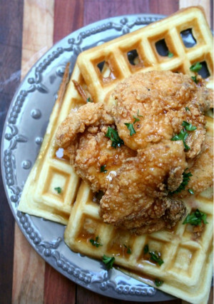 Source: http://dashofsavory.com/savory/spiced-chicken-waffles/