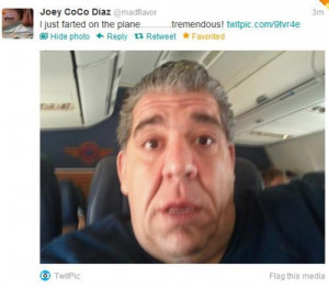 Fuck Yeah Joey Mother Fuckin' Coco Diaz