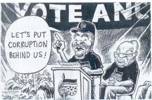 Thabo Mbeki and Zuma Corruption