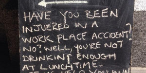 Related Pictures funny bar signs funny bar sayings