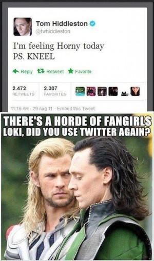 loki funny twitter quotes