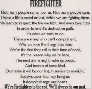 Firefighter.poem
