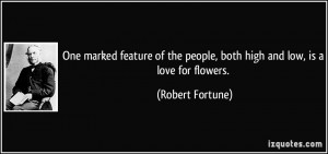 More Robert Fortune Quotes