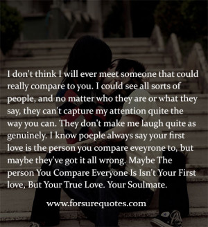 True Love Soulmate Quotes: Peoplebut I Love This For My Best Friend ...