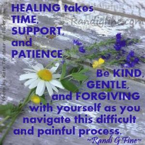 Inspirational Healing Quote