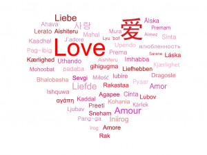 Love Wallpaper Many Languages by tsunami1313