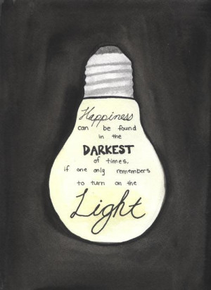 Harry Potter Dumbledore Quote