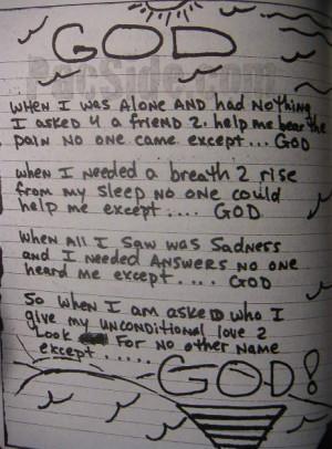 tupac poems