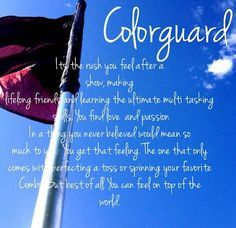 color guard rules more color guard quotes for colorguard colorguard 3 ...