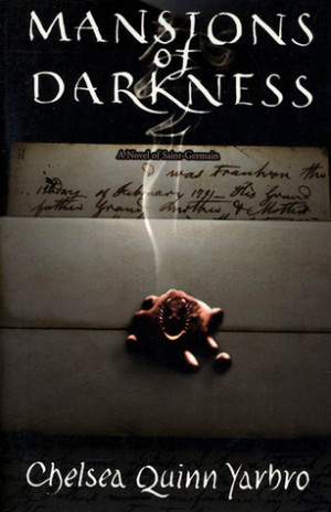 """Start by marking """"Mansions of Darkness (Saint-Germain, #9)"""" as ..."""