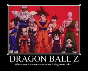 DBZ Inspirational Quotes