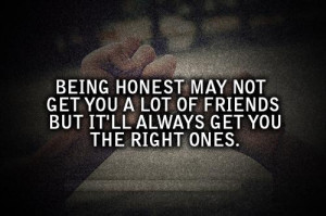 Sayings About Honesty