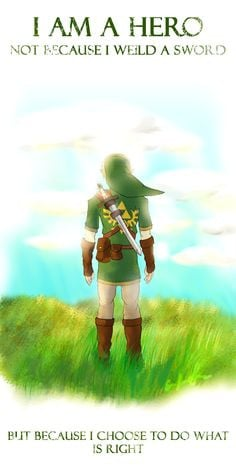 The Legend of Zelda | Link by They-Are-Not-Stars More