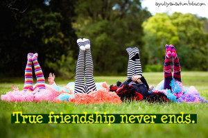 nothing I would not do for those who are really my friends. I have no ...