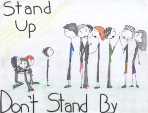 Stand Up by EllaCatticus