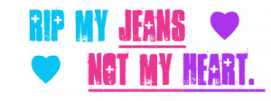 Rip My Jeans