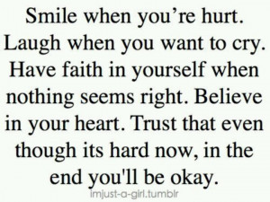 Its going to be okay!!
