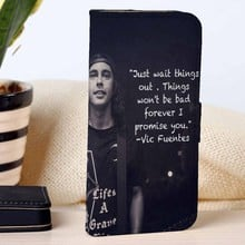 Vic Fuentes Quotes | Pierce The veil | custom wallet case for iphone 4 ...