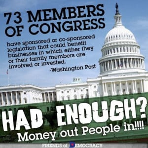 questionall: This has got to stop!!! No more money in politics!!