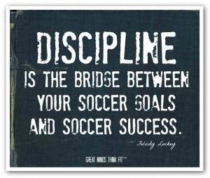 ... bridge between your soccergoals and soccer success.