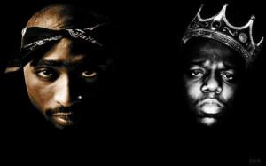 2pac notorious big tupac shakur 1920x1200 wallpaper Singers Tupac ...