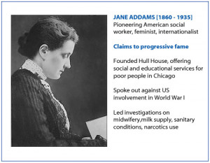 Go Back > Gallery For > Jane Addams Quotes