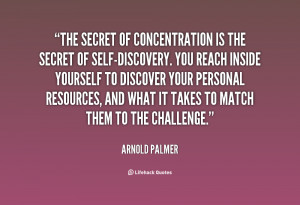25 Exclusive Concentration Quotes