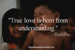 Buddha Quotes on Love And Happiness True Love Buddha Picture Quote