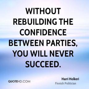 Rebuilding Quotes