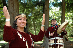 The Spirit Song Native Indian Revue truly captures the West Coast ...