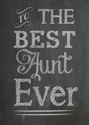 Aunt Quotes Aunt