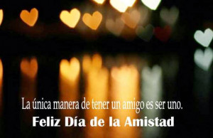 spanish quotes about friendship
