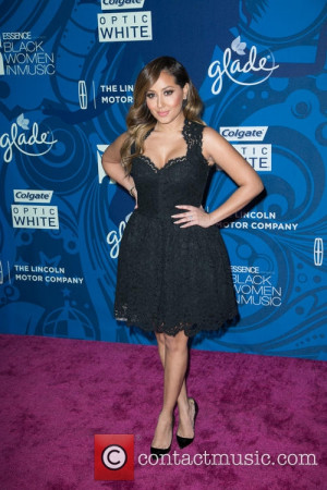 Adrienne Bailon - Celebrities attend 6th Annual ESSENCE Black Women in ...