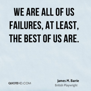 James M. Barrie Quotes