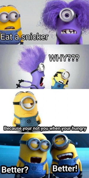 Top 30 Best Funny Minions Quotes and Pictures