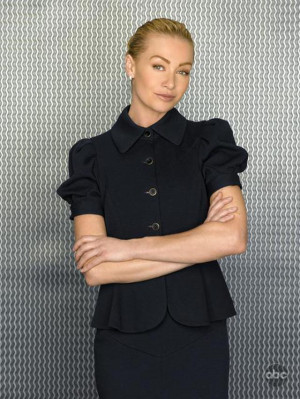 Portia de Rossi - Photo courtesy of ABC