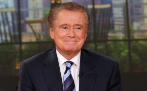 Regis Philbin Returns to TV with a New Sports Talk Show