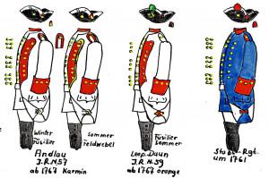 18th Century German Military Uniforms