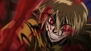 ... are my favorites... Hellsing Ultimate OVA's have a alot of them