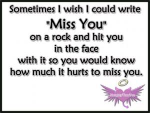 Sometimes I wish I could write