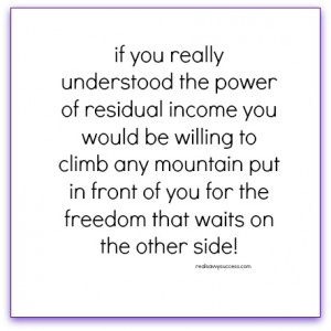 MLM, Direct Sales, Network Marketing, Residual income #freedom: Quotes ...