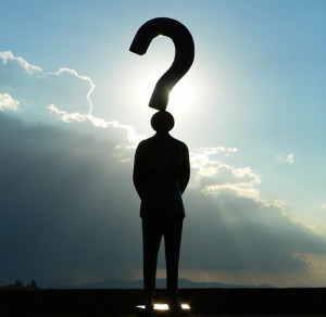 At the end of the day, the questions we ask ourselves determine the ...