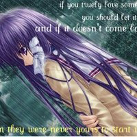 anime sad love quotes photo: you can wait... crying.jpg