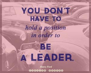 ... for i am their leader alexandre ledru rollin the art of leadership